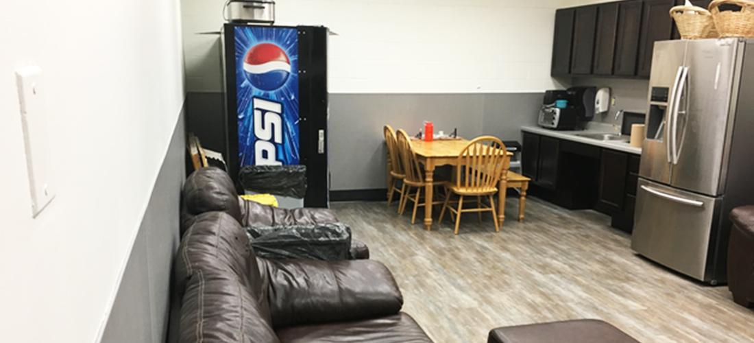 Employee Lounge 3